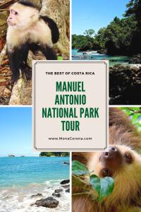 Tour of Manuel Antonio National Park