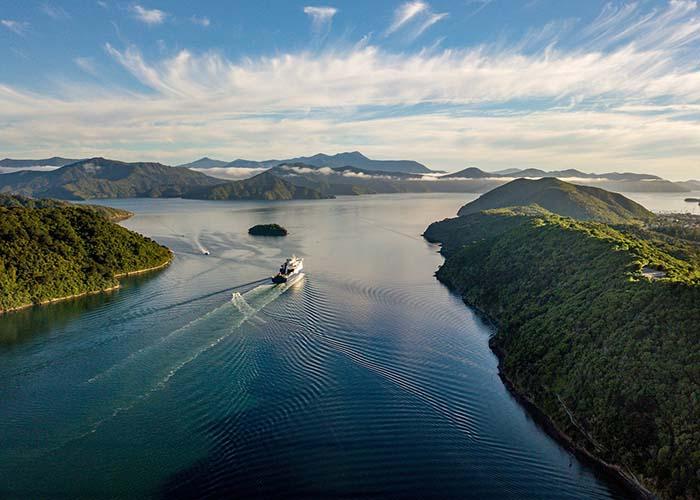luxury New Zealand trip planner