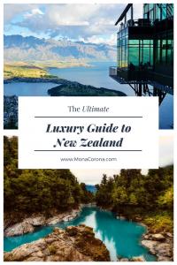 New Zealand luxury