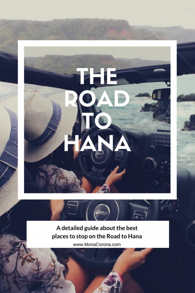 Road to Hana Stops