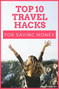 travel hack save money