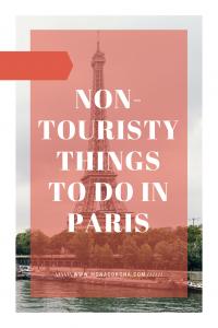 non-touristythings to do in paris