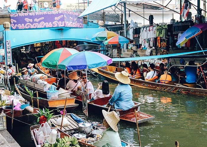 local thailand tourguide
