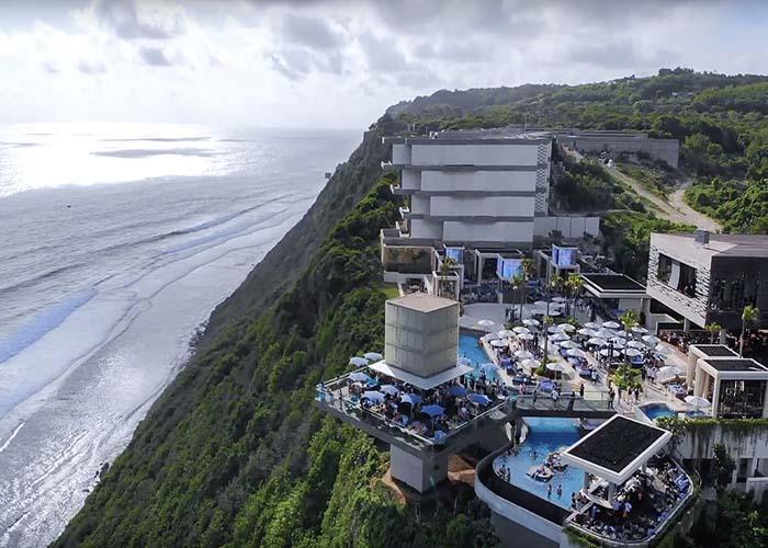 best beach club in bali