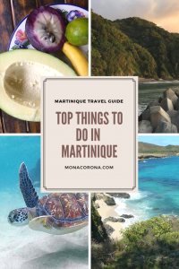 Click here for a complete Martinique Travel Guide. Read about what to do in Martinique, the best beaches on Martinique, Martinique Snorkeling, and Martinique Hiking. This guide will also tell you the best place to stay on Martinique, as well as where to eat on Martinique Caribbean Island.   MonaCorona.com   #Martinique #Caribbean #travel #hotels #hiking #waterfalls #islands #beach #travelguide #traveltips #travelinspo #fortdefrance #bucketlists #caribbeanisland #cruiseport #honeymoon #snorkeling