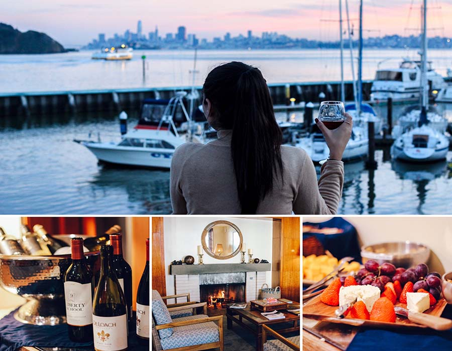 things to do in tiburon ca