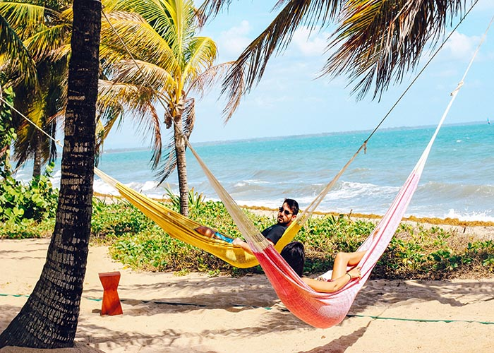 where to stay in Hopkins Belize