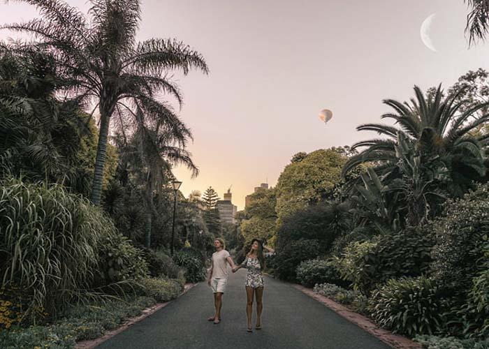 honeymoon in melbourne