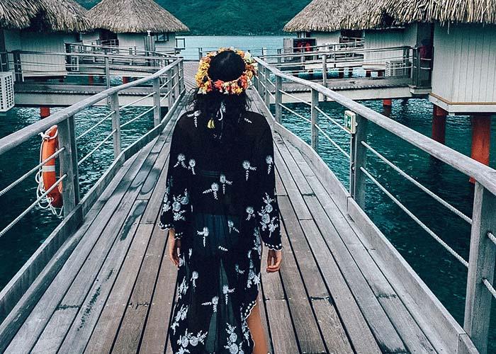 maldives or bora bora