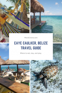 Planning a trip to Belize? Click through to see this ultimate Caye Caulker Travel Guide. Learn all about the top things to do in Caye Caulker, where to stay in Caye Caulker/the best luxury Caye Caulker hotels, and where to eat in Caye Caulker. This tiny island is where to go in Belize! | #monacorona #belize #belizetravel #cayecaulker #centralamerica #belizeitinerary #travel #itinerary #cayecaulkerbelize