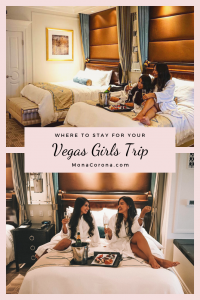 Looking for ideas for a Las Vegas girls trip? Planning a Las Vegas bachelorette party? Click this pin to learn all about what to do in Vegas, the best Las Vegas hotels for where to stay in Vegas for your girls trip, and what to eat in Vegas at the best restaurants in Las Vegas, Nevada!   #monacorona #monacoronadotcom #vegas #lasvegas #itinerary #girlstrip #bachelorette #bacheloretteideas #bacheloretteparty #nevada #lasvegasnevada #restaurants #hotels #thingstodoin #vegasitinerary