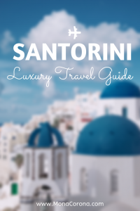 Click for the ultimate Santorini travel guide. Read about where to stay in Santorini, the best Santorini Hotels, and the top things to do in Santorini, Greece. Whether you are going on your Santorini honeymoon or looking for luxury Santorini vacation ideas, this guide has everything you need to start planning your trip to Santorini. | Discover the Best hotels in Oia, Best hotels in Fira, Best hotels in Imerovigli | #monacorona #santorini #oia #hotels #thingstodoin #travel #greece
