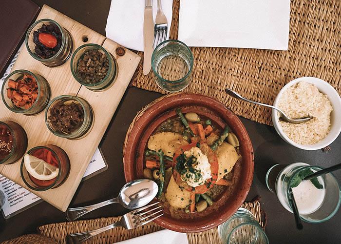 best restaurants morocco