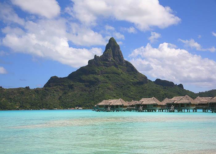 getting to Bora Bora
