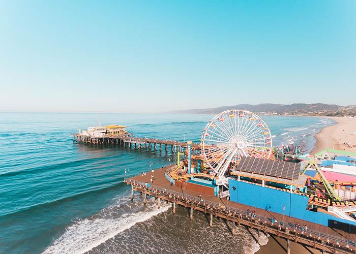 Santa Monica Pier things to do