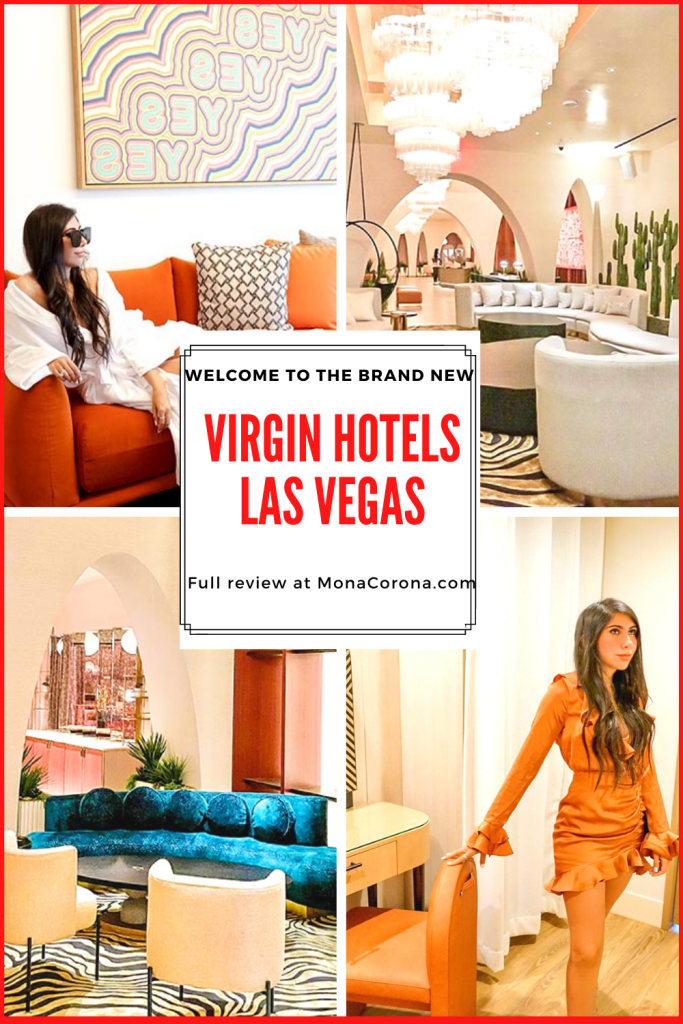 Looking for the best hotels in Vegas? Check out the brand new Virgin Hotels in Las Vegas! This stylish and luxurious Vegas hotel is located right off the strip, close to many of Las Vegas top attractions! At Virgin Hotels Las Vegas you'll find some of the best restaurants in Vegas, a beach club for those famous Vegas pool parties, a club, bar, lounge, and live bands and DJs. Click to read my full review of this amazing Vegas resort for your next trip to Las Vegas! #lasvegas #travel