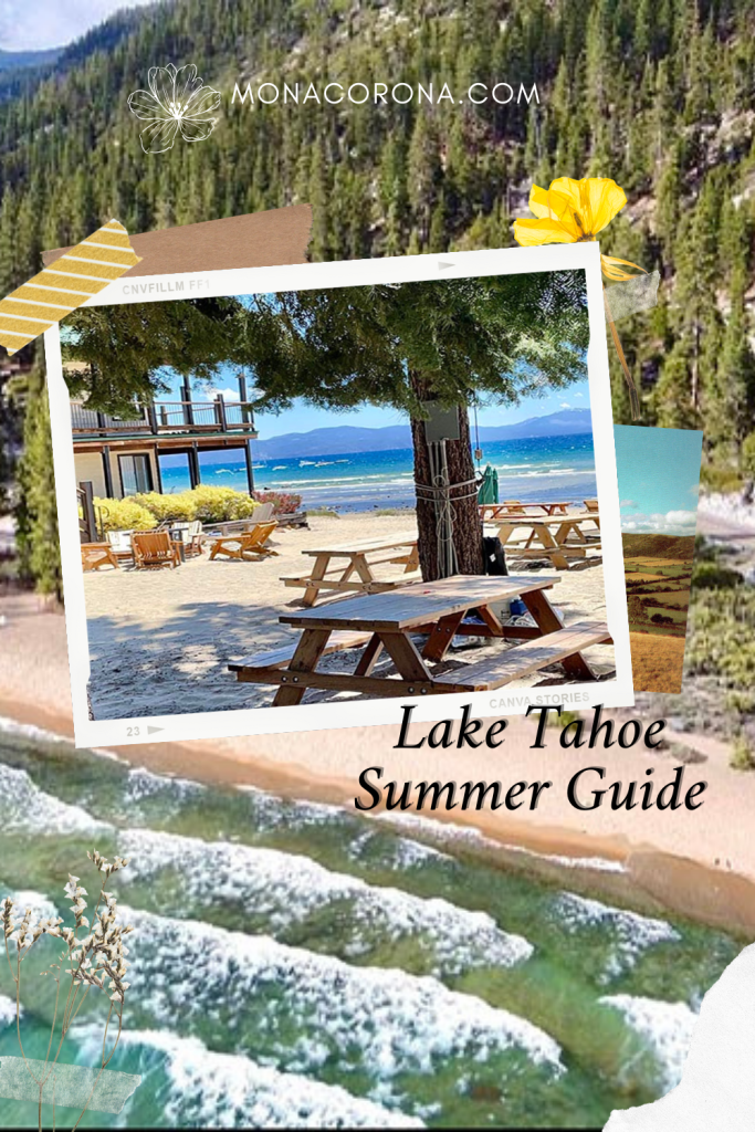 Lake Tahoe travel guide for the summer and fall | Lake Tahoe itinerary | Lake Tahoe hotels | Lake Tahoe activities | Lake Tahoe beaches | Lake Tahoe hiking | Lake Tahoe mountain biking | Lake Tahoe California | Lake Tahoe Nevada | Lake Tahoe USA | Lake Tahoe summer | Lake Tahoe restaurants | lake tahoe family | Lake Tahoe kids | Lake Tahoe resorts | Lake Tahoe honeymoon | Lake Tahoe bachelorette | Lake Tahoe nightlife | Lake Tahoe breweries | Lake Tahoe dining #laketahoe #laketahoetravel #usa