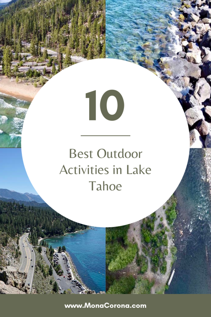 Here are the top 10 activities and things to do in Lake Tahoe during the summer or fall | Lake Tahoe California, Lake Tahoe Nevada, Lake Tahoe USA, Lake Tahoe Vacation, Lake Tahoe Travel, Lake Tahoe restaurants, where to eat in Lake Tahoe, where to stay in Lake Tahoe, Lake Tahoe Hotels, Lake Tahoe kayaking, Lake Tahoe stand up paddle boarding, Lake Tahoe golf courses, Truckee River, Cave Rock, Van Sickle, Edgewood Tahoe, Lake Tahoe beach, Lake Tahoe beaches #laketahoe #travel #california #nevada