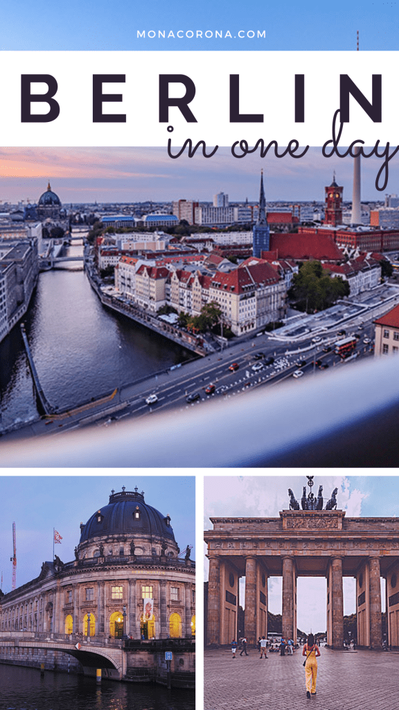 1-day Berlin Itinerary | Berlin, Germany Europe | Berlin in one day | 1 day Berlin Itineray | Berlin travel guide | Berlin Travel tips | Berlin hotels | berlin restaurants | best things to do in Berlin | Where to go in Berlin | Where to stay in Berlin | Where to eat in Berlin | Berlin wall | Berlin meuseums |  Berlin travel guide | Berlin attractions | Berlin nightlife | Berlin nightclubs | Berlin photo spots | What to do in Berlin | one day Berlin itinerary #berlin #germany #europe