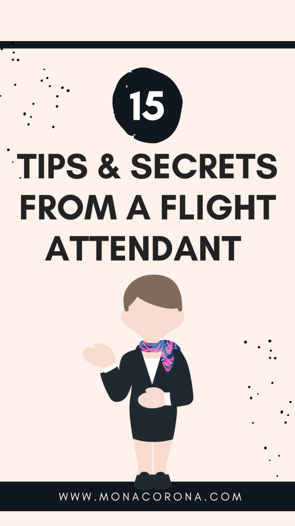 Click here to see 15 of the best tips from a flight attendant! Flying tips | airplane travel tips | flying tips hacks | flying tips carryon | airplane tips hacks | flight attendant tips | airplane travel essentials | airplane travel hacks | airplane travel tips | air travel tips | travel tips | travel hacks | plane tips travel hacks | flight attendant aesthetic | travel aesthetic | travel essentials | flight tips | travel inspo | travel inspiration | traveling | #traveltips #planetips #airplane