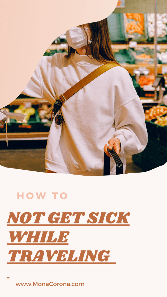 How to stay healthy and not get sick while traveling! | Healthy travel tips | How to avoid getting sick while traveling | Don't get sick while traveling | travel sickness remedies | health travel | health tips | avoid getting a cold while traveling | how to not get sick during travel | plane tips | hotel tips | travel hacks how to prevent getting sick on a plane | what to do if you get sick while traveling | staying healthy while traveling | airplane necessities #traveltips #travel