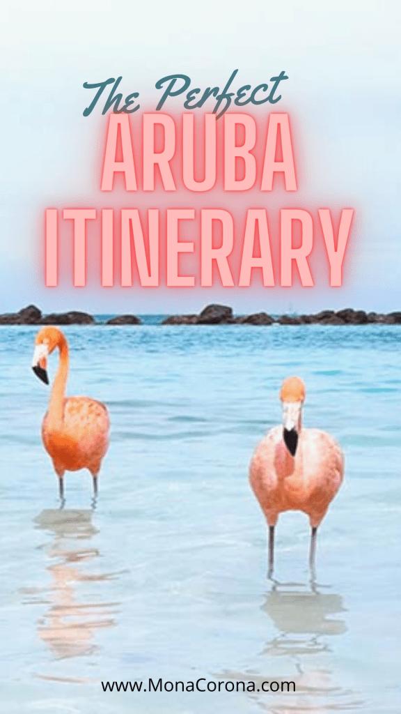 Ultimate Aruba Itinerary | Aruba Travel Guide | Where to stay in Aruba | Aruba Hotels | Aruba Aesthetic | Flamingo Beach Aruba | Flamingo Island Aruba | Best things to do in Aruba | Unique things to do in Aruba | Renaissance Private Island Aruba | Where to eat in Aruba | Aruba restaurants | Aruba activities | Aruba beaches | Eagle beach Aruba | Palm beach Aruba | Aruba vacation pictures | aruba honeymoon | Caribbean Islands | luxury travel | aruba travel tips | #aruba