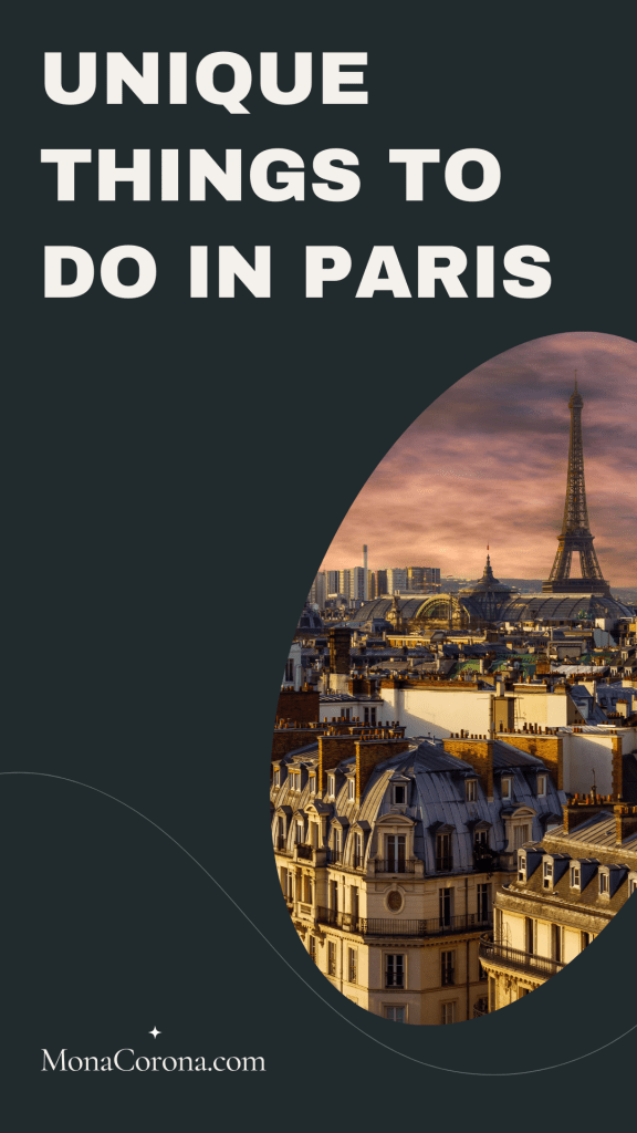 Click to read about all the unique things to do in Paris in this off the beaten path Paris travel guide! | Paris, France | Paris itinerary | things to do in Paris | What to see in Paris | Where to go in Paris | Paris travel tips | Paris travel photography #paris #travel #europe